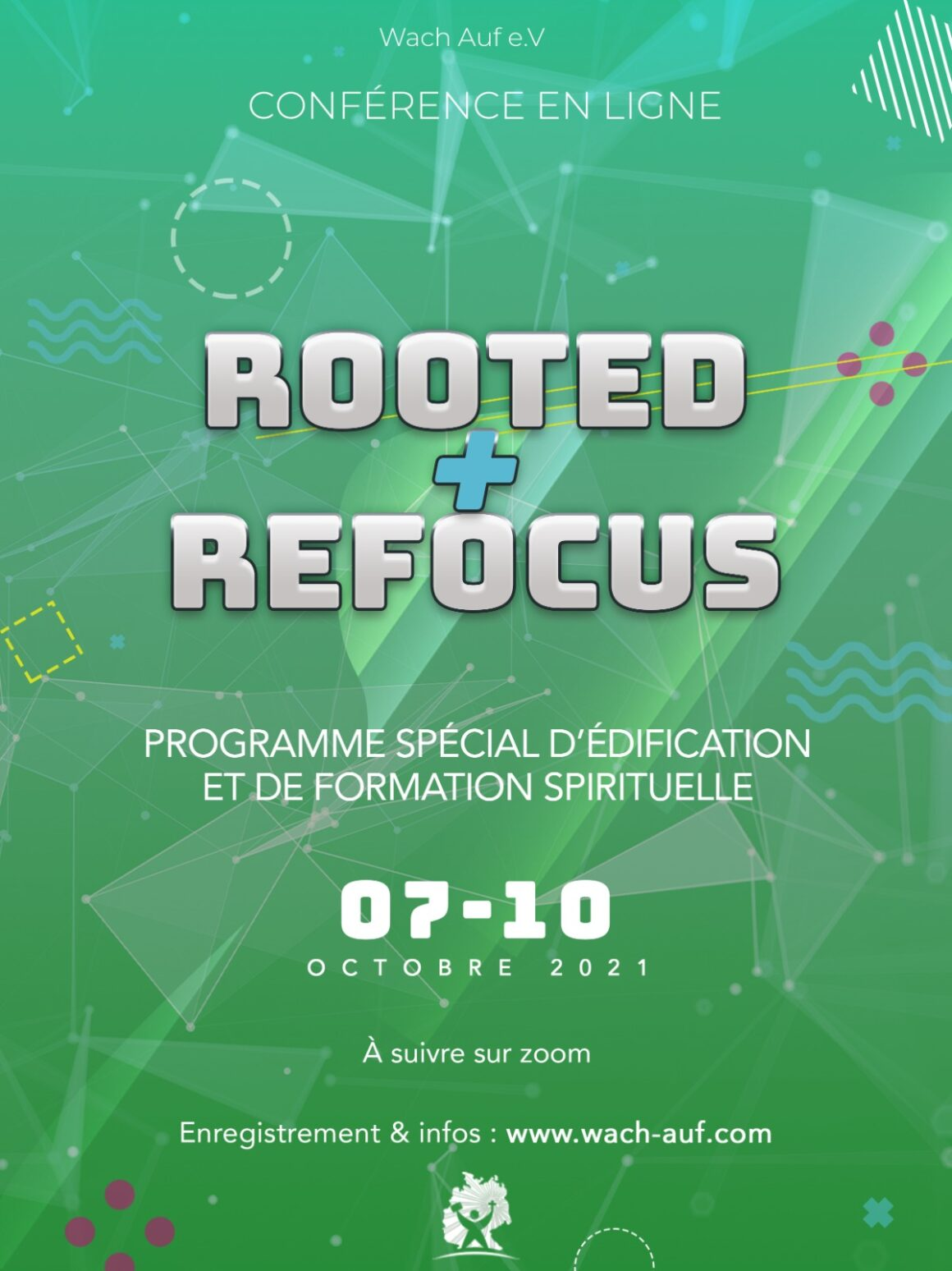Rooted + Refocus 07-10 Octobre 2021